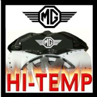 MG HIGH TEMPERATURE BRAKE CALIPER DECAL SET